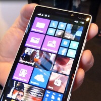 Video of Living Images up-close on the Nokia Lumia 930