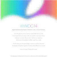 Apple's WWDC 2014 conference to be held between June 2-6