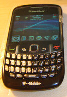 Live image reveals the BlackBerry Gemini for T-Mobile