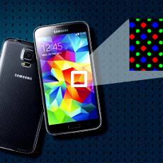Samsung details its new Galaxy S5 display: the brightest, most efficient OLED screen to date can hit 698 nits