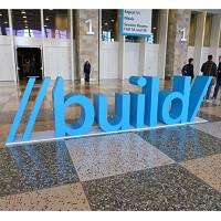 A few interesting sights around Microsoft Build 2014