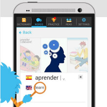 Lingua.ly app brings funky language learning to your Android device