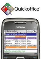 Nokia E-series got free Quickoffice 6 update