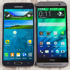 HTC exec talks about the Galaxy S5, says 8 million people watched the One M8 being announced
