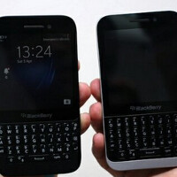 BlackBerry Kopi spotted alongside the BlackBerry Q5