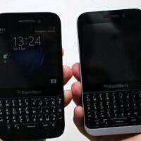 BlackBerry Kopi spotted alongside the BlackBerry Q5