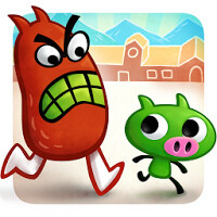 Gesundheit! is a puzzle game about monsters, a piggie, and... snot