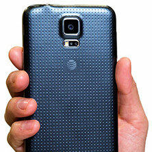 AT&T's Samsung Galaxy S5 shipping sans the Download Booster feature?