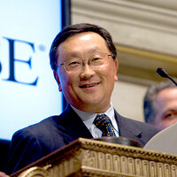 BlackBerry CEO Chen says he would sell the handset business if it continues bleeding red ink