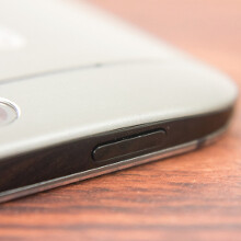 How to avoid the pesky HTC One (M8) lock key at the top, and use a simple swipe instead