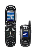 Samsung P207 available from Cingular Wireless