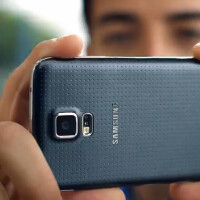 New Samsung Galaxy S5 ad focuses on the 16MP camera and the IP67 certification
