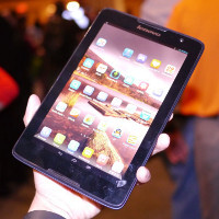 Lenovo Tab A8 hands-on