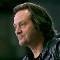 Wish you were John Legere? CEO receives HTC One (M8) with 24K Gold finish as a gift from HTC