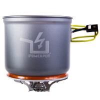Boil up some soup, help deliver a baby and recharge your phone with the PowerPot