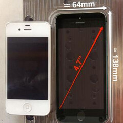 Apple iPhone 6 dimensions (4.7-inch model) confirmed by manufacturing mold?