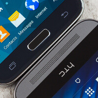 Samsung Galaxy S5 and HTC One (M8) compared against rivals