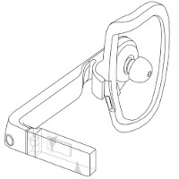 Samsung's answer to Google Glass might have appeared in patent