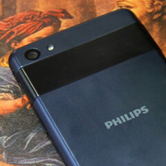 Want a 5,300 mAh battery in your Android smartphone? Check out the Philips W6618