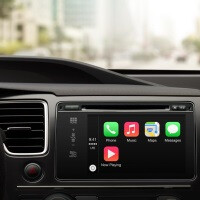 Apple's CarPlay system turns your entire car into an iPhone hands-free