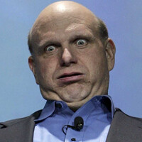 Steve Ballmer starts tweeting using an Apple iPhone? (Nope, it's a fake account)