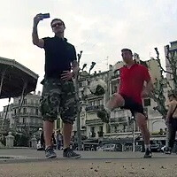 Nokia forces bystanders to switch to Lumia via football trick-shot