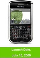 Telus to launch BlackBerry Tour on July 15th?