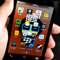 Video shows early look at BlackBerry 10.3