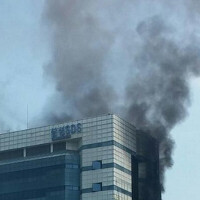 Fire in Korea causes error messages on Samsung phones; service is now restored