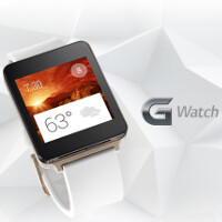 LG G Watch website reveals champagne gold version, Android Wear features and more