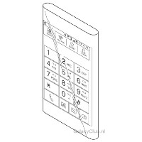 Samsung patent application could show off the Samsung Galaxy Note 4