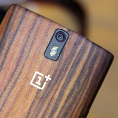 See OnePlus One's bamboo and wood StyleSwap covers in these live photos