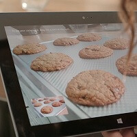 Chocolate chip cookies to yoga, Microsoft shows off the Surface 2 with a new ad