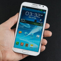 Samsung Galaxy Note II N7100 gets its Android 4.4 KitKat update starting today