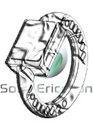 Drawing of the Sony Ericsson´s bracelet cell phone has appeared