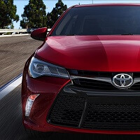 2015 model year Toyota Camry to have wireless charging available as an option