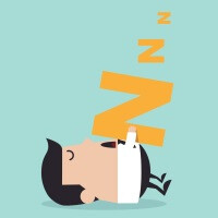 Infographic finds an easygoing way to tell us we're addicted to sleep-disturbing smartphones
