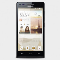 Huawei Ascend P7 mini is official, introduced before the full-sized model