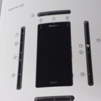 Leaked photos reveal the Sony Xperia Z2 Compact, aka the Sony Xperia A2