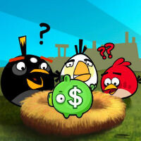 Angry Birds profits drop 50%, can we finally forget it exists?