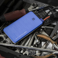 Jump start your car battery & charge your phones with JUMPR