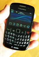 Hands on with the BlackBerry Curve 8520