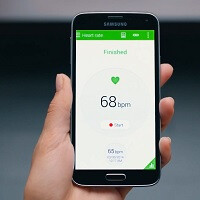 Samsung shows off the Galaxy S5 with new ads about S-Health, power saving, and more