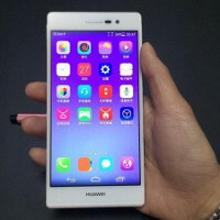 A bunch of Huawei Ascend P7 live photos leak out a week ahead of announcement