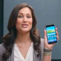 New ads for the Samsung Galaxy S5 show off the phone's features