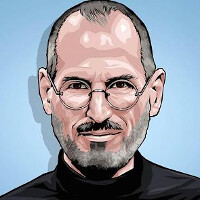 Steve Jobs tops CNBC's list of the most influential people of the last quarter century