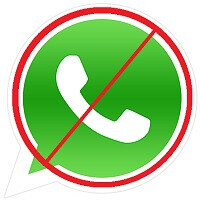 WhatsApp banned in Iran