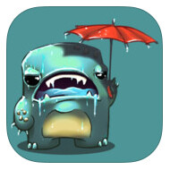 Grumpy Weather is probably the grumpiest weather app you'll find