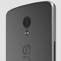 This Google Nexus 6 concept has a 5.7-inch display and HTC style