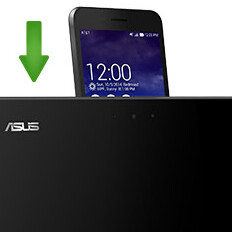 Asus PadFone X stars in new video, AT&T doesn't say when it will release it